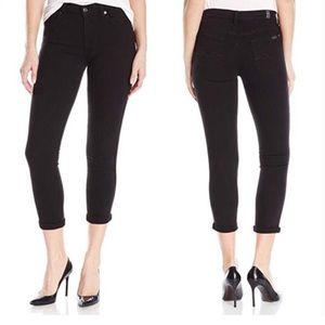 """7 for all mankind """"the skinny crop & roll"""""""